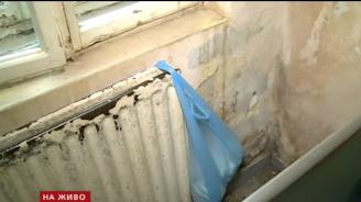 Инфекциозното отделение на болницата в Карлово тъне в мизерия