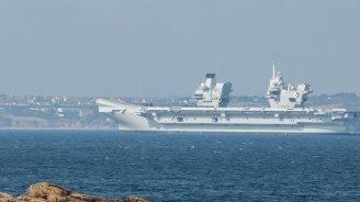 Кораб на полските ВМС аварира по време на учения на НАТО в Балтийско море