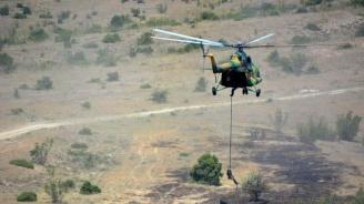 Чуждестранен военен загина в учение край Пловдив
