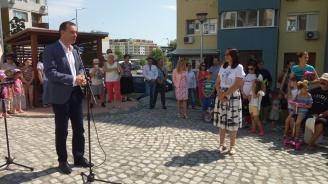 Община Бургас проектира облагородяването на междублокови пространства в целия град