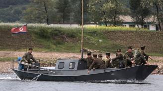 Рибари избягаха от Северна в Южна Корея