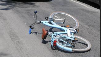 Кола блъсна и уби велосипедист край село Загорско