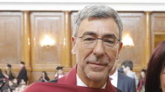 Проф. Даниел Вълчев с коментар за избора на нов главен прокурор