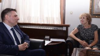 Данаил Кирилов се срещна с посланика на Нидерландия по случая на българско дете с наложена мярка за закрила