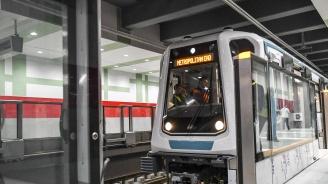 Софийското метро получи 20 нови влака
