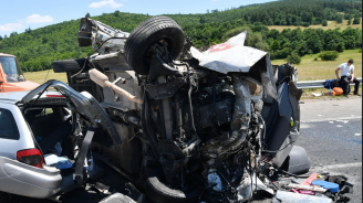 18 души са ранени при катастрофи през изминалото денонощие