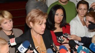 Менда Стоянова: С 1 лв. субсидия ще има изсветляване на финансирането на партиите