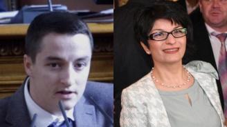 """Божанков от БСП и Атанасова от ГЕРБ се скараха във """"Фейсбук"""""""