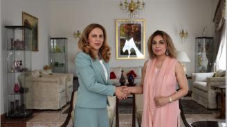 Вицепремиерът Николова се срещна с посланика на Индия у нас Пуджа Капур
