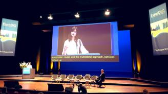Мария Габриел: Бъдещото развитие на интернет трябва да е основано на ценности и сътрудничество
