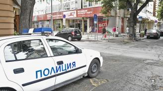 Мъж счупи бутилка и си преряза гърлото в центъра на София