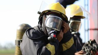 Пожарникари протестираха в Брюксел