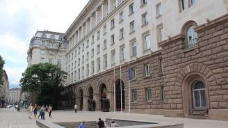 Протестен лагер пред Президентството заради Закона за Черноморското крайбрежие