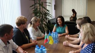 Кметът на Община Каварна посрещна официална делегация от украинския град Южен
