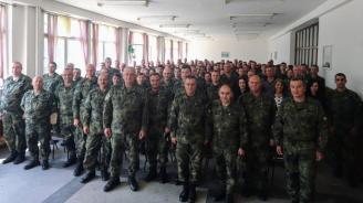 Генерал Андрей Боцев: 101-ви алпийски полк в Смолян впечатлява с професионалното си и отдадено изпълнение на поставените задачи