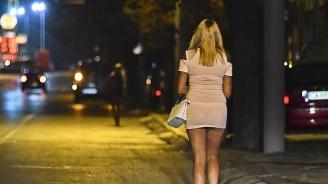 Проститутка отнесе солена глоба след 12 предупреждения