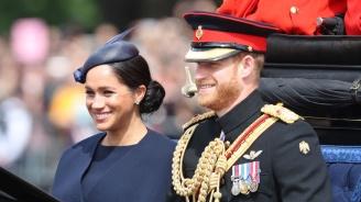 Принц Хари и Меган основават нова собствена фондация