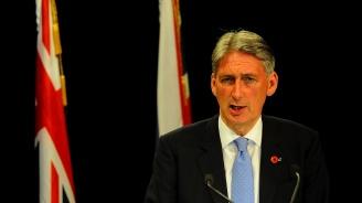 Британски депутат хвана протестираща за врата