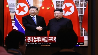 Лидерът на КНДР: Връзката ни с Китай е непобедима