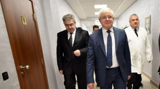Министър Ананиев започва обиколка на областни лечебни заведения