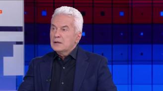 Волен Сидеров с коментар за малката коалиция и Северна Македония