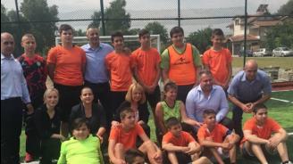 Фандъкова: Инвестираме в изграждането на над 120 нови детски и спортни площадки в паркове и в междублокови пространства във всички райони