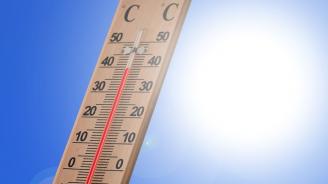 По Северното Черноморие измериха три температурни рекорда