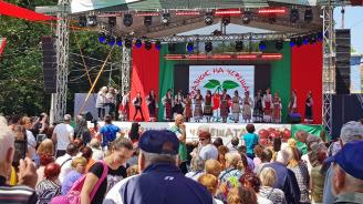 Празникът на черешата започна в Кюстендил