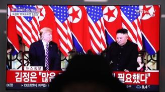 Ким Чен-ун е получил писмо от Доналд Тръмп
