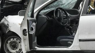 """Жена загина при тежка катастрофа на международния път към ГКПП """"Лесово"""""""