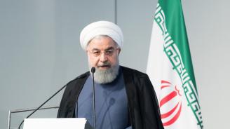 Иранският президент: САЩ подхранват напрежението в Персийския залив