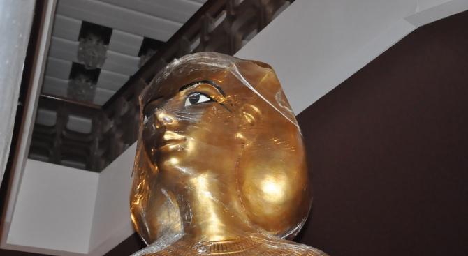 Изложбата с гробницата на Тутанкамон пристигна в Бургас
