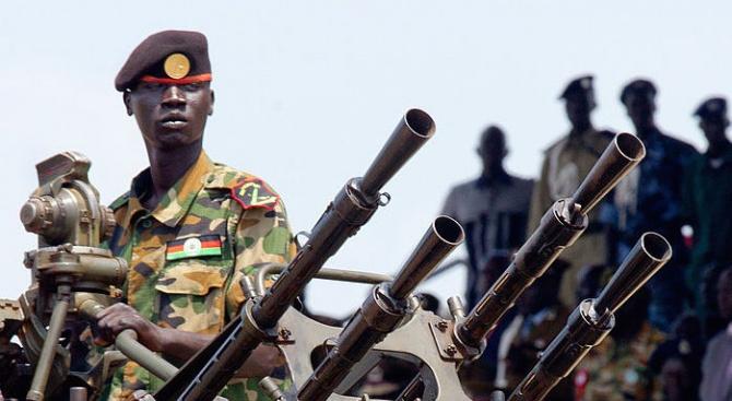 Бригаден генерал Асамнеу Тсиге, водач на неуспешния опит за преврат