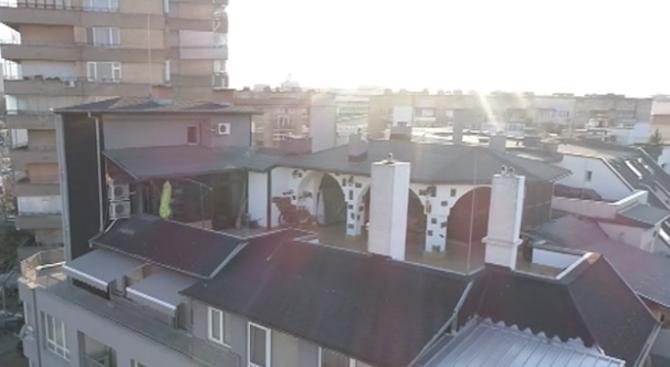 Незаконните постройки върху терасата на антикорупционния шеф Пламен Георгиев няма