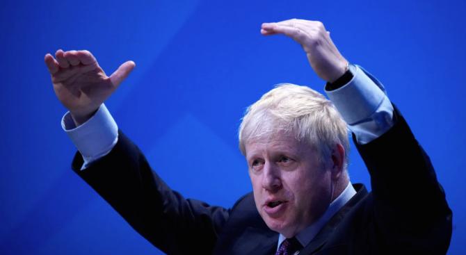 Борис Джонсън - фаворитът за следващ премиер на Великобритания, обеща