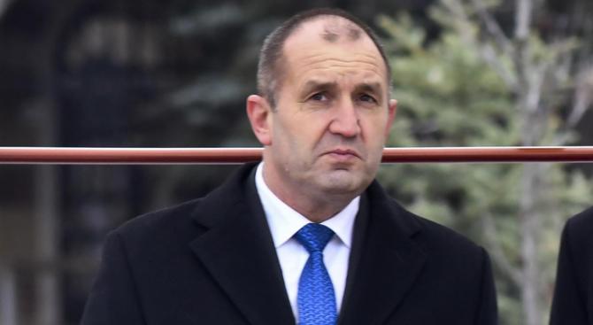 Президентът Румен Радев ще посети днес Европейската организация за ядрени