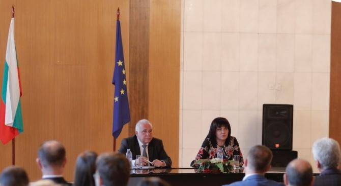 Втори ден продължава официалното посещение в Русия на българската парламентарна