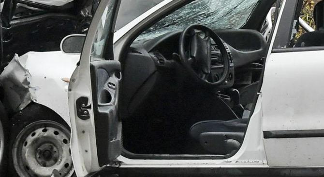 30 са ранени при 21 катастрофи в страната през изминалото