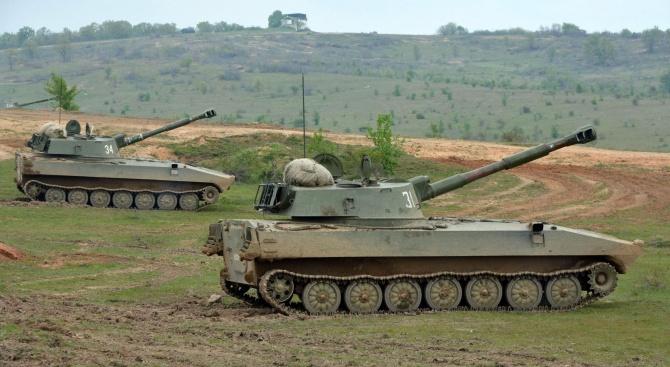 За тази година НАТО очаква България да повиши разходите си