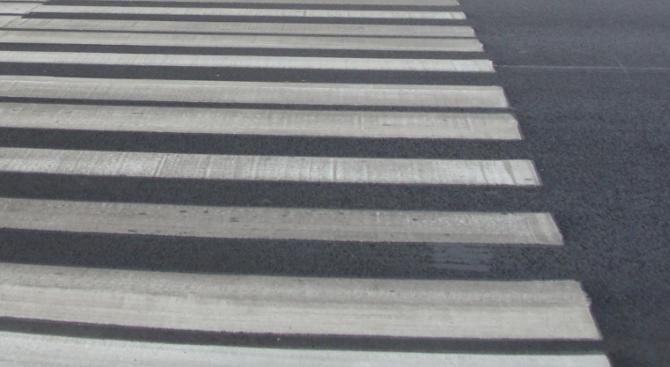 Допълнително обезопасяване, но не и затваряне на пешеходната пътека на