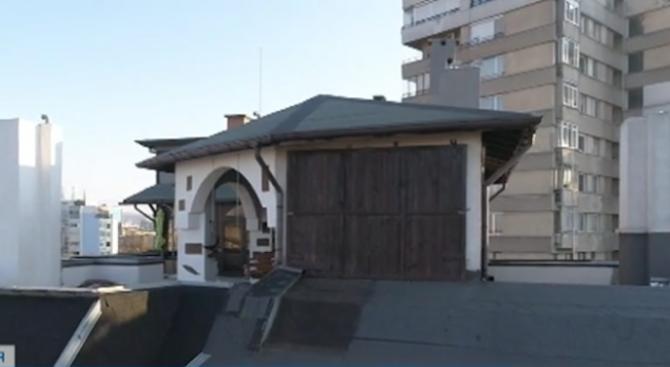 Снимка: Камарата на архитектите поиска нова проверка за терасата на шефа на КПКОНПИ