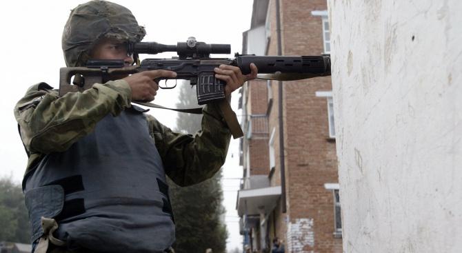 """Член на """"Ислямска държава"""" (ИД) е бил убит по време"""