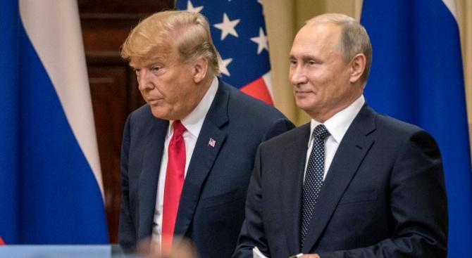Руският президент Владимир Путин ще се срещне с колегата си
