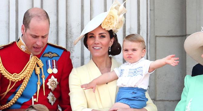 Британският принц Уилям заяви, че за него нямало да има