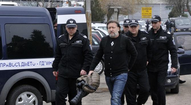 Специализираният наказателен съд остави в ареста бизнесмена Николай Банев, обвинен
