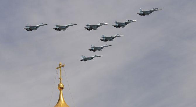 Русия предлага на Китай да купи още от най-новите изтребители Су-35