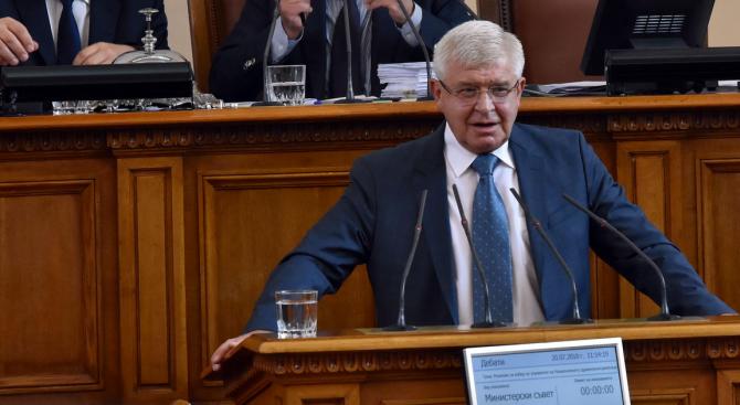 БСП поиска изслушване в парламента на здравния министър Кирил Ананиев