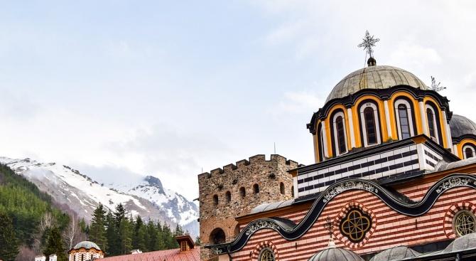 Рилският манастир е най-популярната културна забележителност в България сред чуждестранните