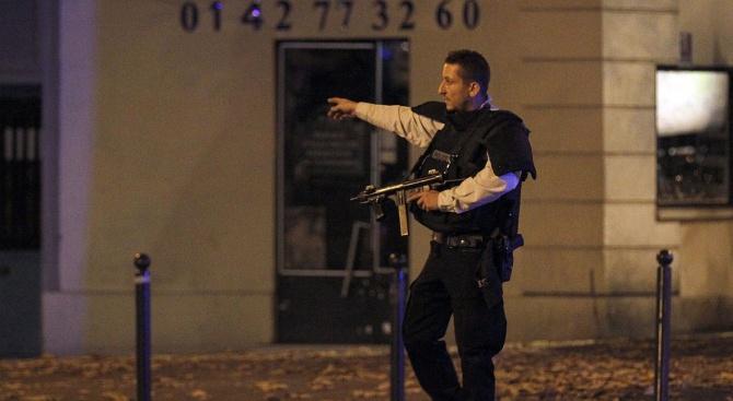 Германия закопча бошняк заради кървавата парижка нощ