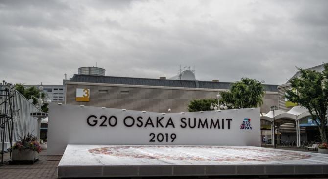 Петте горещи теми насрещата на върхана Г-20 в Осака